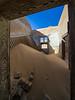 The abandoned town of Kolmanskop, Namibia