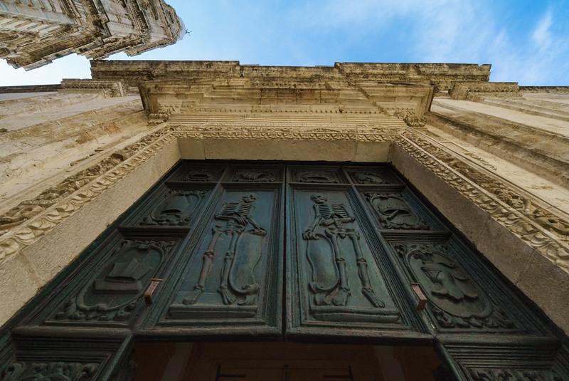 Chiesa Del Purgatorio, Monopoli, Italy