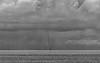 Distant Waterspout near Bimini, Bahamas