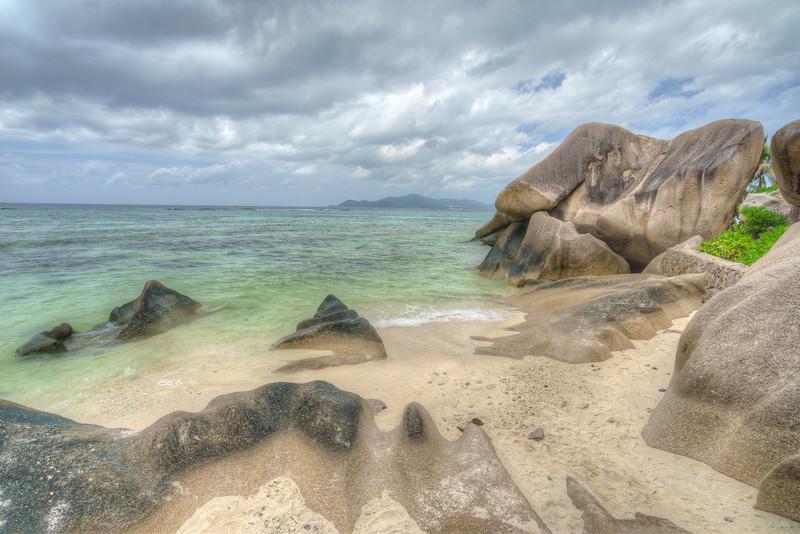 Anse Source d'Argent beach, LaDigue, Seychelles