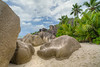 Anse Source d'Argent beach, LaDigue, Seychelles