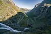 Troll Steps (Trollstigen), Norway