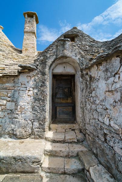 Tulli District, Alberobello, Italy