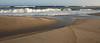 Surf in Montauk, New York