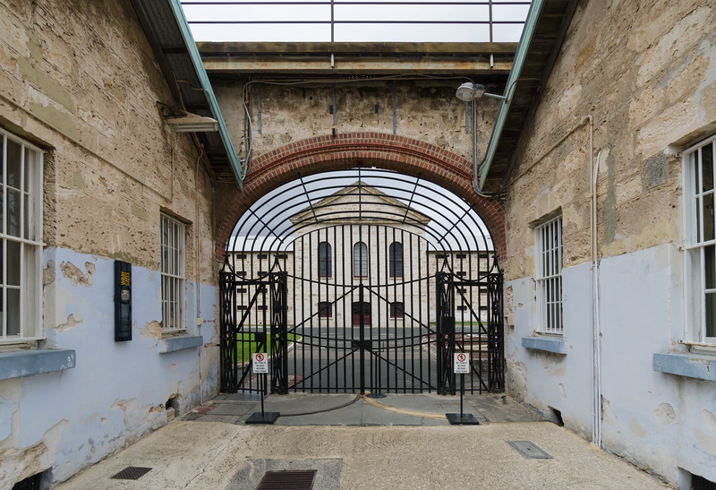 Fremantle Prison, Australia