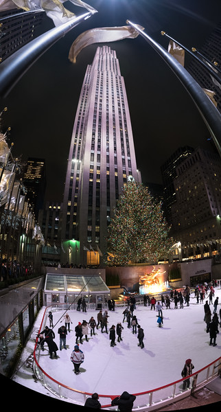Rockerfeller Center, New York