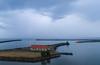 Storm near Ronne, Denmark