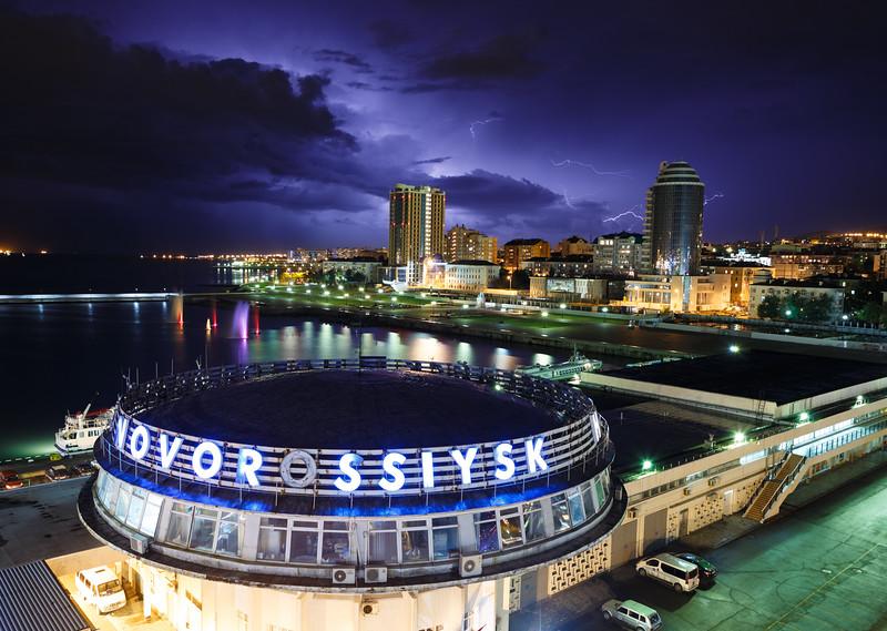 Novorossiysk Lightning