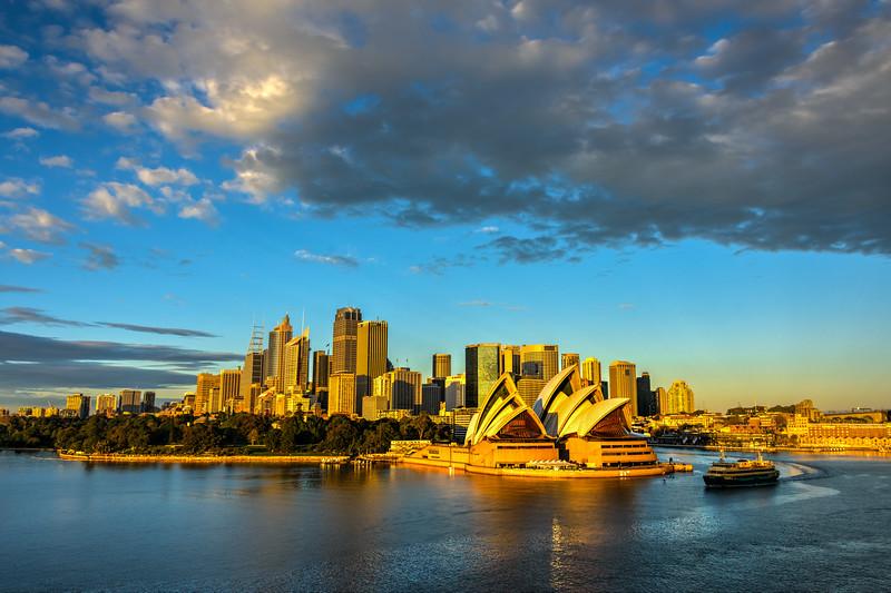 Sydney Morning