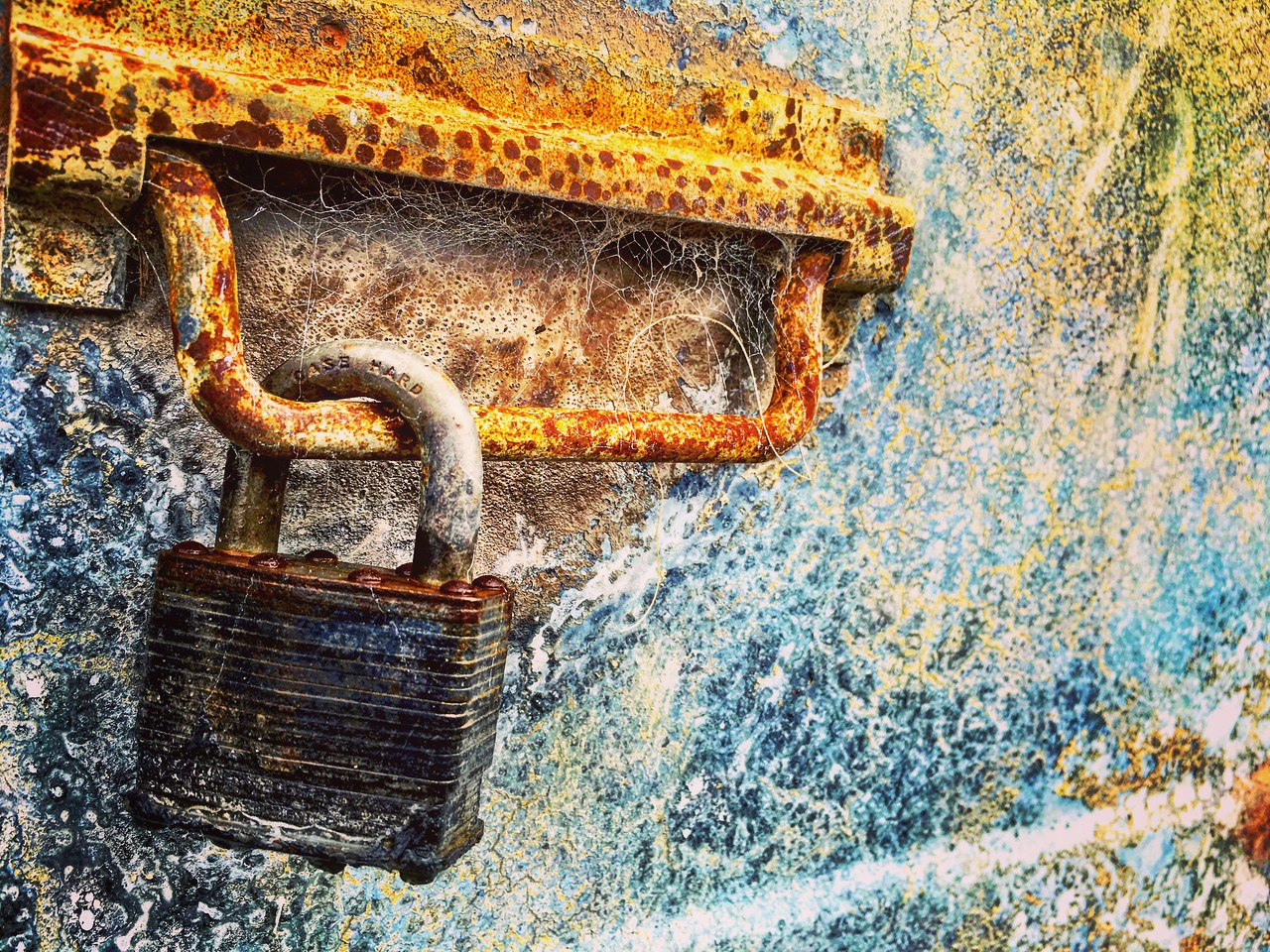 Locked and Rusted