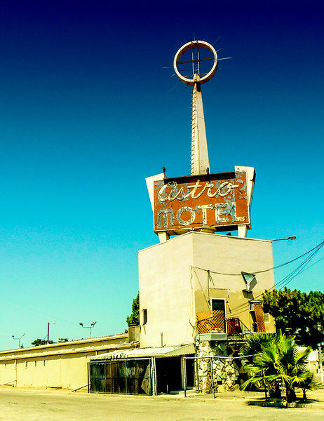 Astro Motel in Fresno, CA