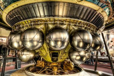 Smithsonian Rocket