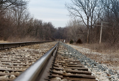 Tracks by e.n.Hines Park-5442