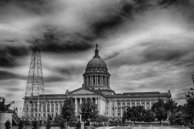 Oklahoma State Capital Building