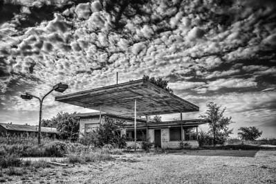 Billings Gas Station