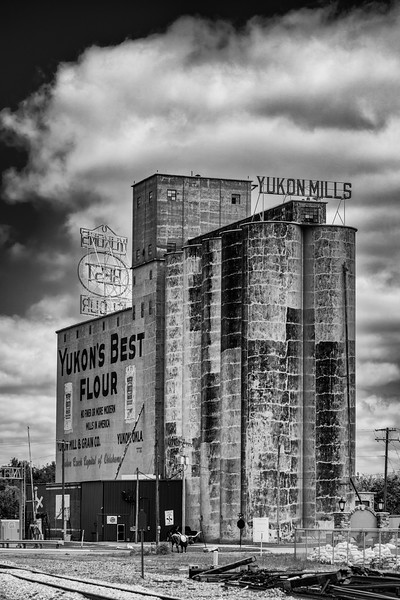 Yukon Flour Mill