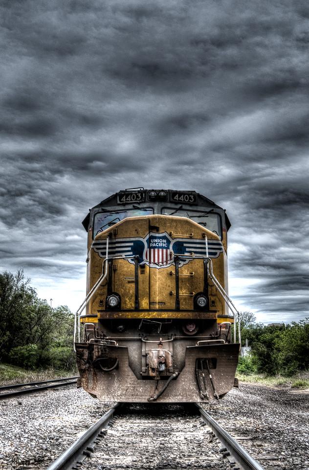 """Union Pacific 4403"""