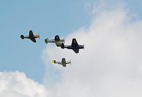 Arsenal of America DC Flyover