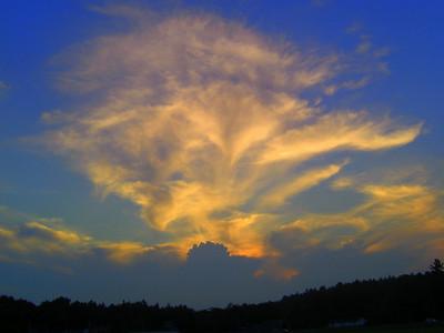 sunset, SL, june 11, 2012 , 815pm CIMG7262s