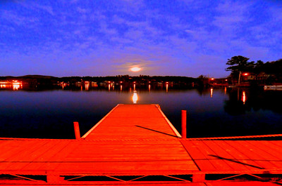 Moonrise, Lake Flower, may 5, 2012wd  DSCN0812