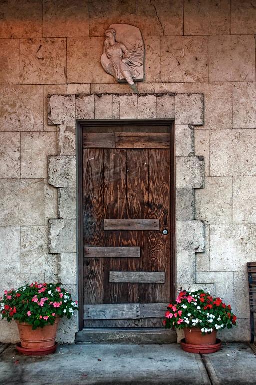 """WPP1167  """"New England Door"""""""