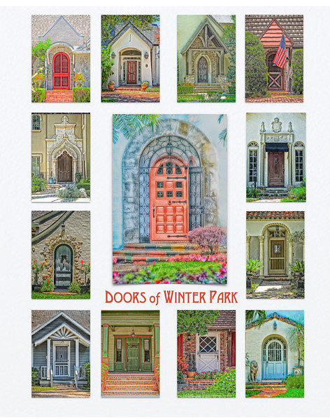 Doors of Winter Park