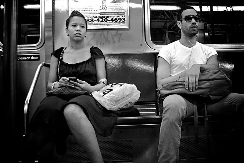 Subway non-couple