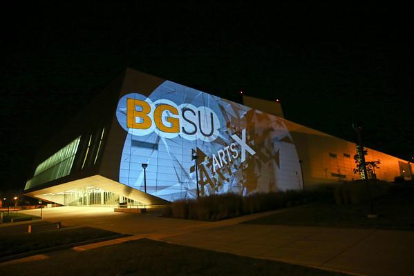 BGSU Arts X - Cinema Optique