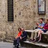 Siena: candid study #661