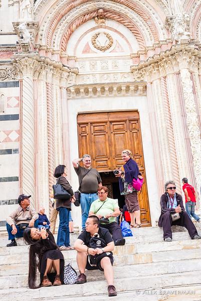 Siena: candid study #546