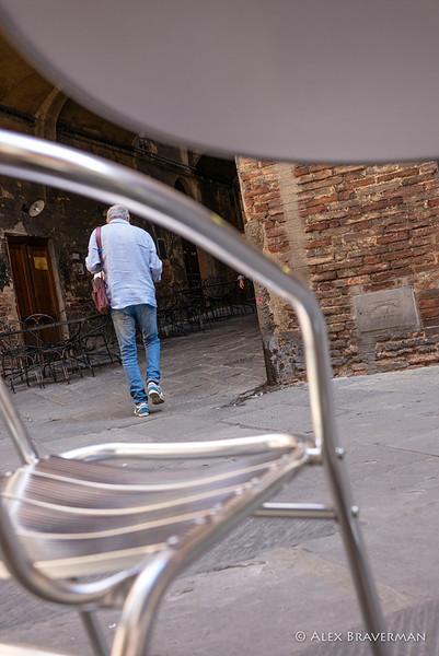 Siena: candid study #60