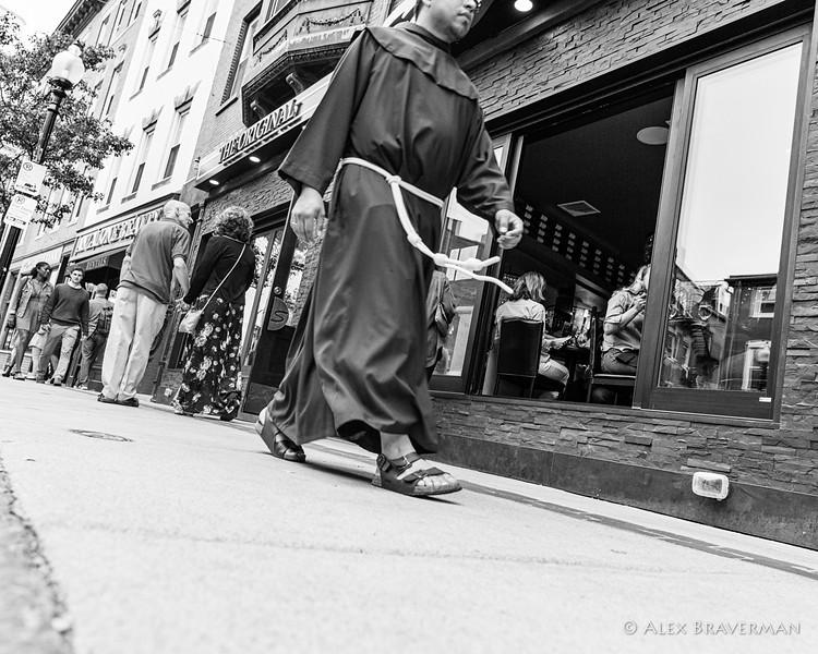 the art of walking in Boston #610