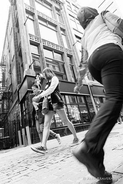 the art of walking in Boston #322