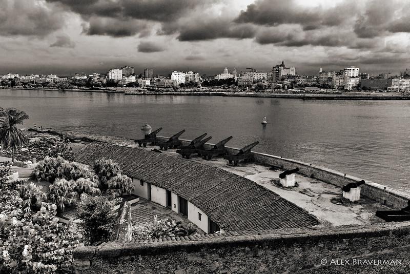 Havana from Del Morro