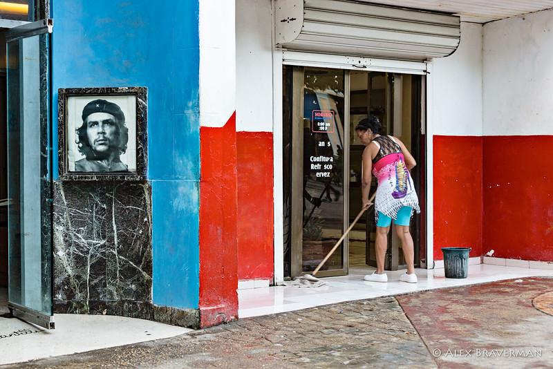 washing Che