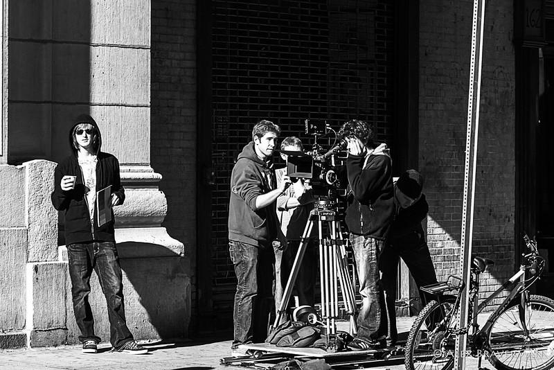 cinema students