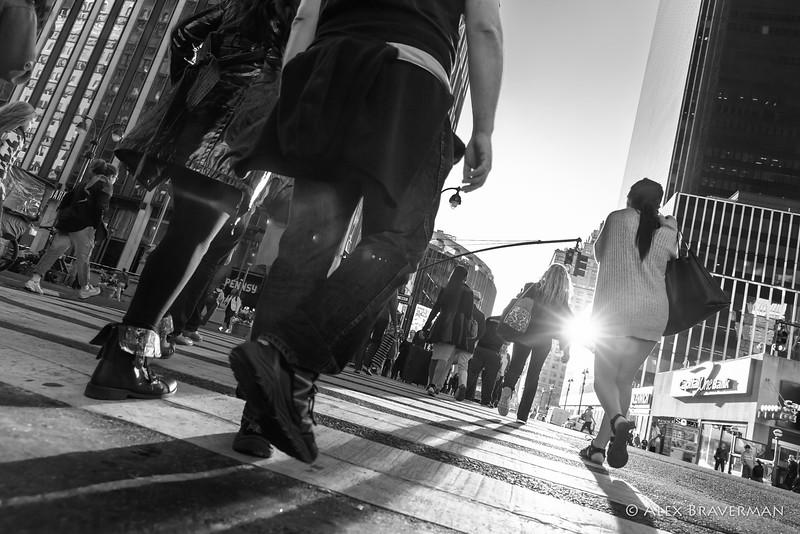 the art of walking #89