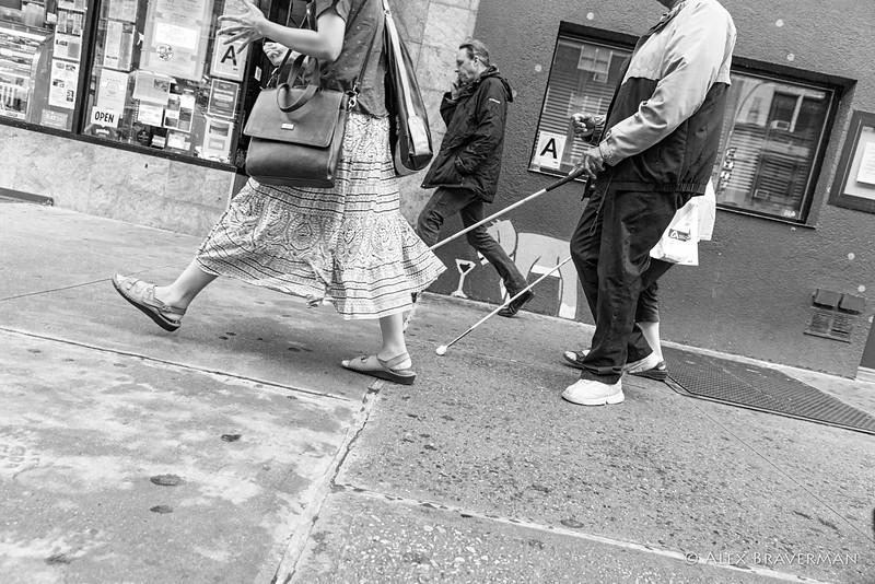 the art of walking #22