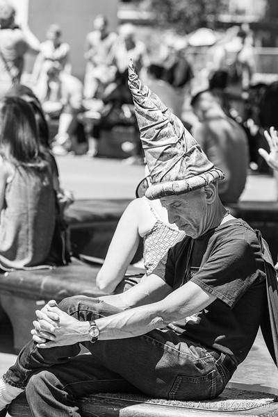 the nodding fortune teller
