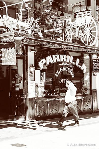 Parrilla El Gaucho Open