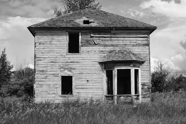 Deserted Farmhouse