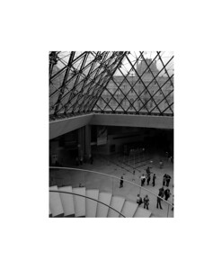 Inside and Out, The Louvre, Paris 2004