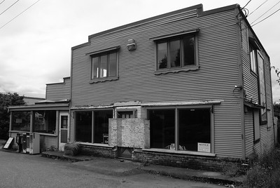 Abandoned Store, Victoria, BC