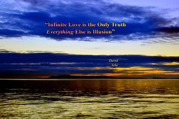 David Icke, Photo, Quote, Infinite Love