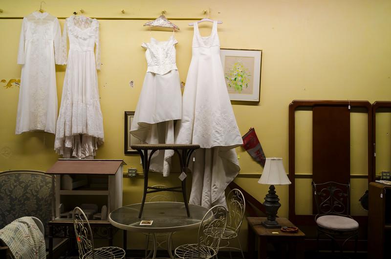 Four Dresses