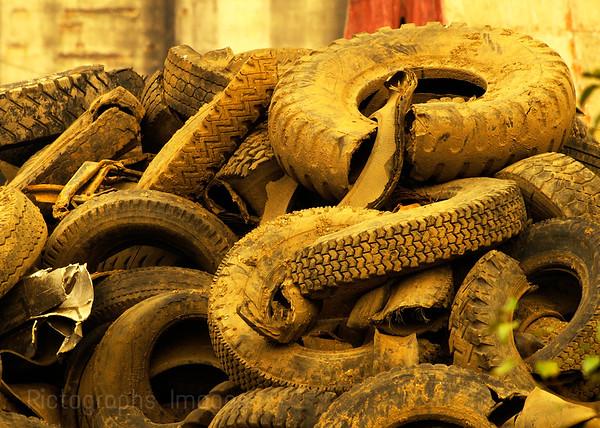 Cut Tires