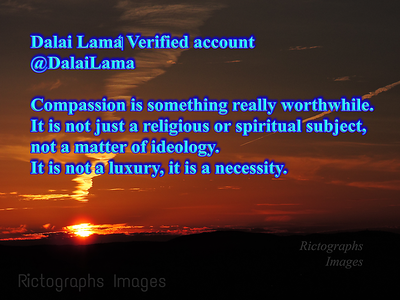 Photo Quote, Dalai Lama