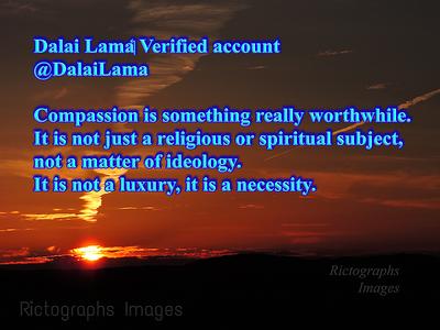 Photo Quote, Dalai Lama