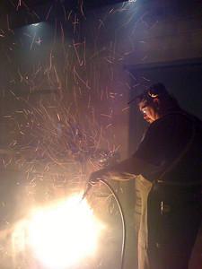toasting barrels