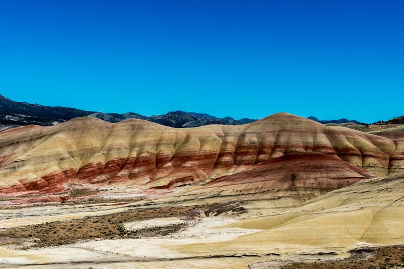 Painted Hills, John Day Oregon